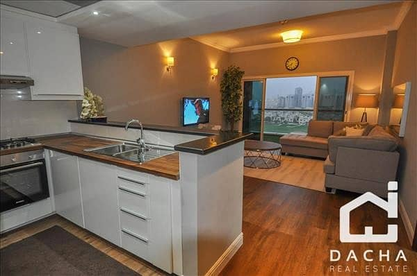 2 Upgraded / Top floor / Best view / Golf View Residence