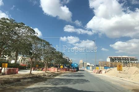 ارض سكنية  للبيع في دائرة قرية جميرا JVC، دبي - Corner Plot High Rise G+10 | Road Facing