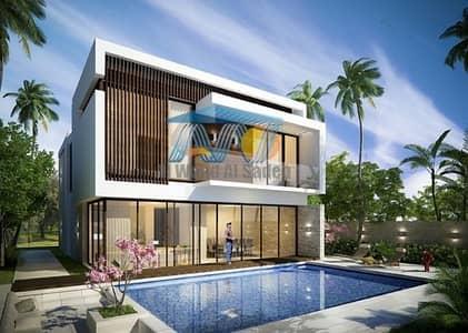 فیلا 6 غرفة نوم للبيع في داماك هيلز (أكويا من داماك)، دبي - Amazing 6-Bedroom VD-2 Villa forSale in Damac