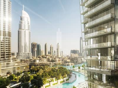 OWN A LUXURIOUS 5 BEDS W/ FULL BURJ VIEW