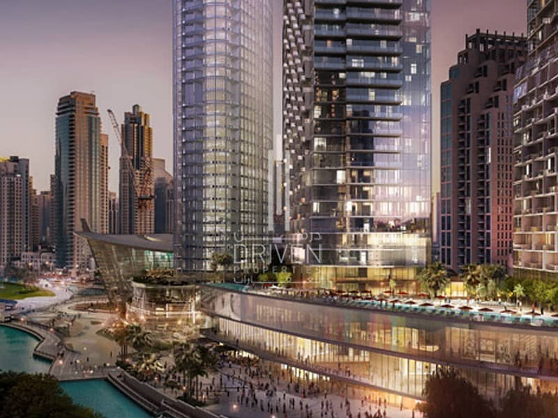 11 OWN A LUXURIOUS 5 BEDS W/ FULL BURJ VIEW