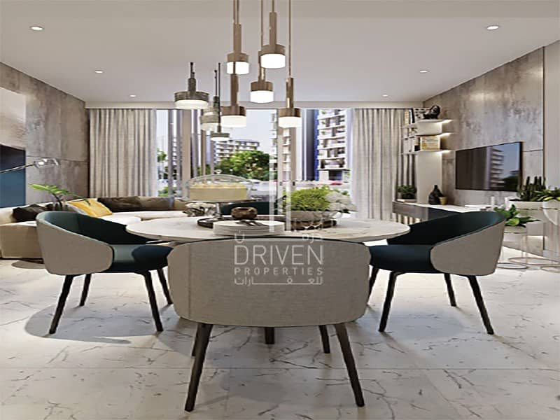 10 Brand New 1BR in Meydan|District 7| MBRC