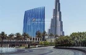 مکتب  للبيع في وسط مدينة دبي، دبي - best price for  office in boulevard plaza 1 with best view