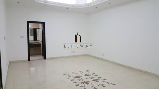 7 Bedroom Villa for Rent in Al Zaab, Abu Dhabi - big and clean villa 7 beds  ready to move in