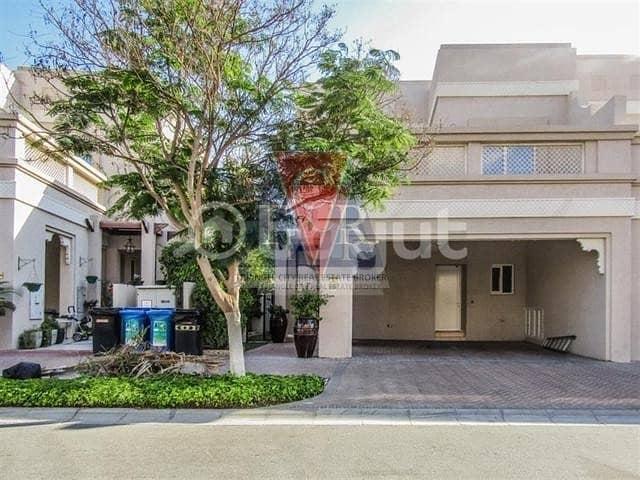 Park view  Villa for sale in CEDER Silicon Oasis