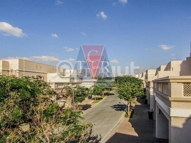 2 Park view  Villa for sale in CEDER Silicon Oasis