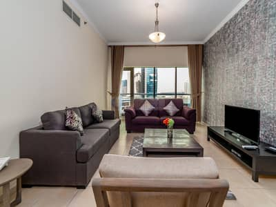 2 Bedroom Flat for Rent in Downtown Dubai, Dubai - Special offer !! Prodigious 2BR Flat in Downtown Burj Al Nojoom