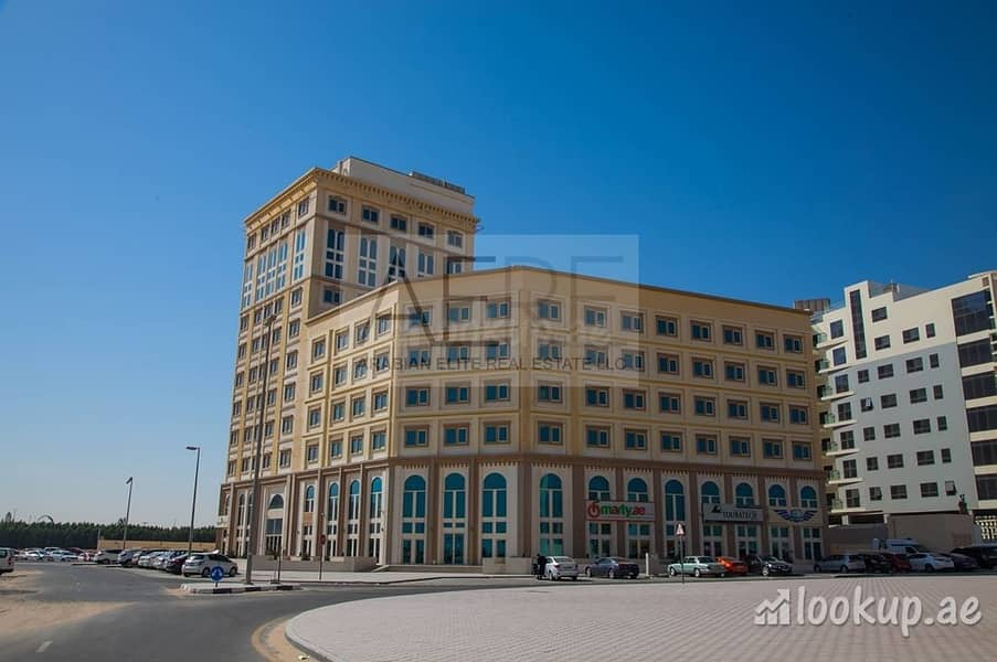 Lease Today! Office in The Light Tower Dubailand