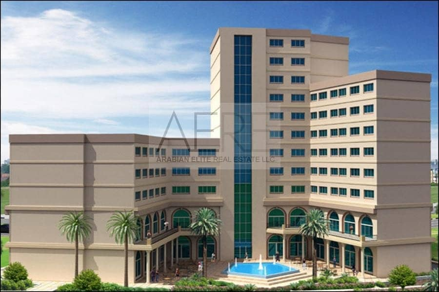 5 Lease Today! Office in The Light Tower Dubailand
