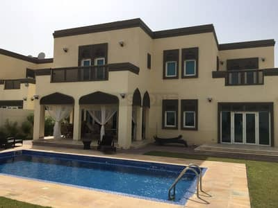 5 Bedroom Villa for Sale in Jumeirah Park, Dubai - Must Sell Today | Cheapest 5 Bedroom District 1