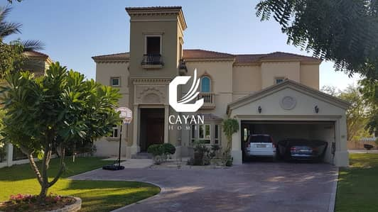 4 Bedroom Townhouse for Rent in Jumeirah Islands, Dubai - Amazing Villa With Private Pool