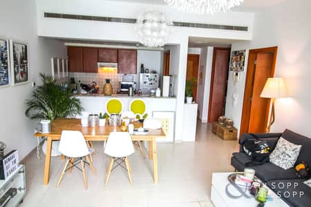 1 Bedroom Flat for Rent in The Greens, Dubai - 1 Bed   Unfurnished   Available 1st of May