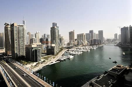 Marina Quays   2 Bedroom - Full Marina View - Maintenance Contract Included - AED 160k