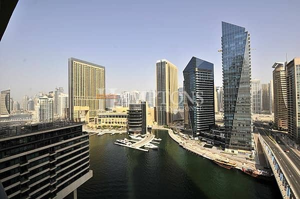 2 Marina Quays   2 Bedroom - Full Marina View - Maintenance Contract Included - AED 160k