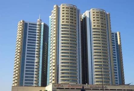 شقة في أبراج هورايزون عجمان وسط المدينة 1 غرف 27000 درهم - 3802910
