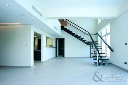 فیلا 3 غرفة نوم للايجار في تلال الجميرا، دبي - 3 Bedrooms | Duplex | Appliances Included