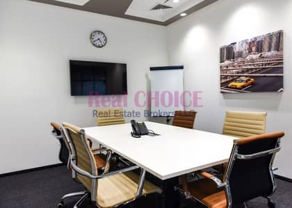 Office for Rent in World Trade Centre, Dubai - Brand New Office|Excellent Location|All Inclusive