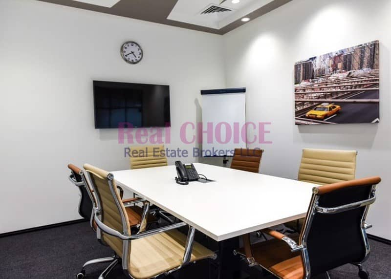 2 Brand New Office|Excellent Location|All Inclusive