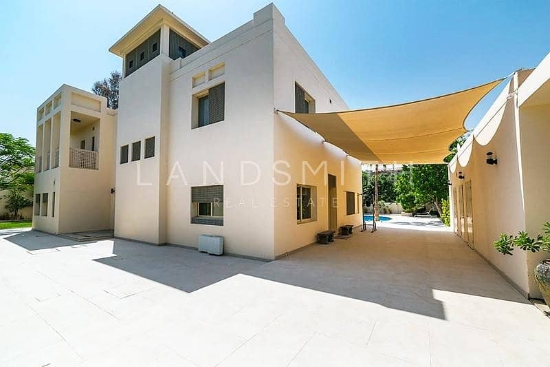 2 Luxury I Vacant I 5BR Villa I Emirates Hills
