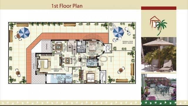 23  Beautiful 4 Bedrooms Villa in DIC