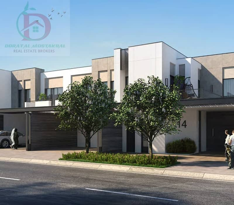 Latest 3 and 4 Townhouses I Large Plot I in Arabian Ranches 3