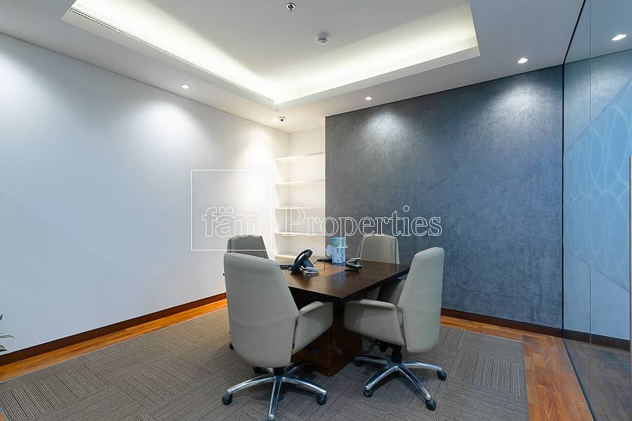 13 Fully Furnished Full Floor For Rent