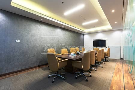 Floor for Sale in Business Bay, Dubai - Fully Furnished Full Floor for Sale