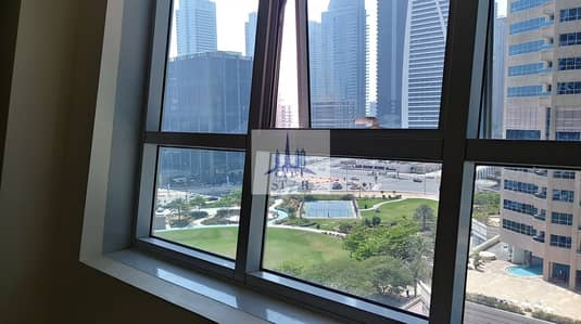 1 BR partly furnished for rent in Armada 1 JLT