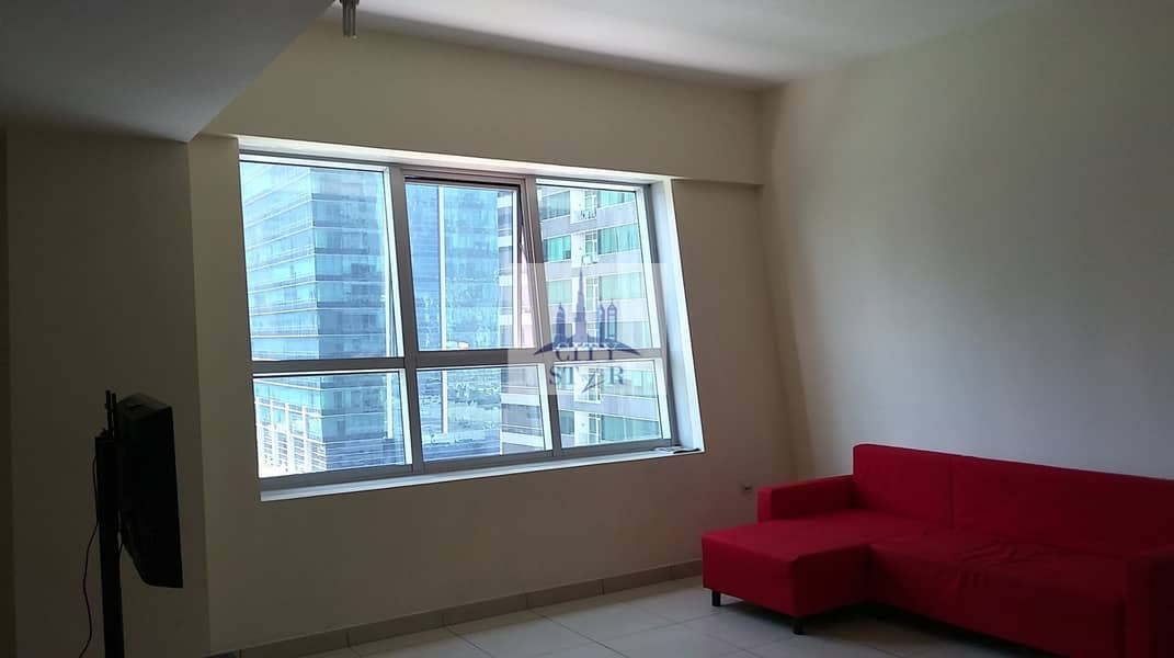 2 1 BR partly furnished for rent in Armada 1 JLT
