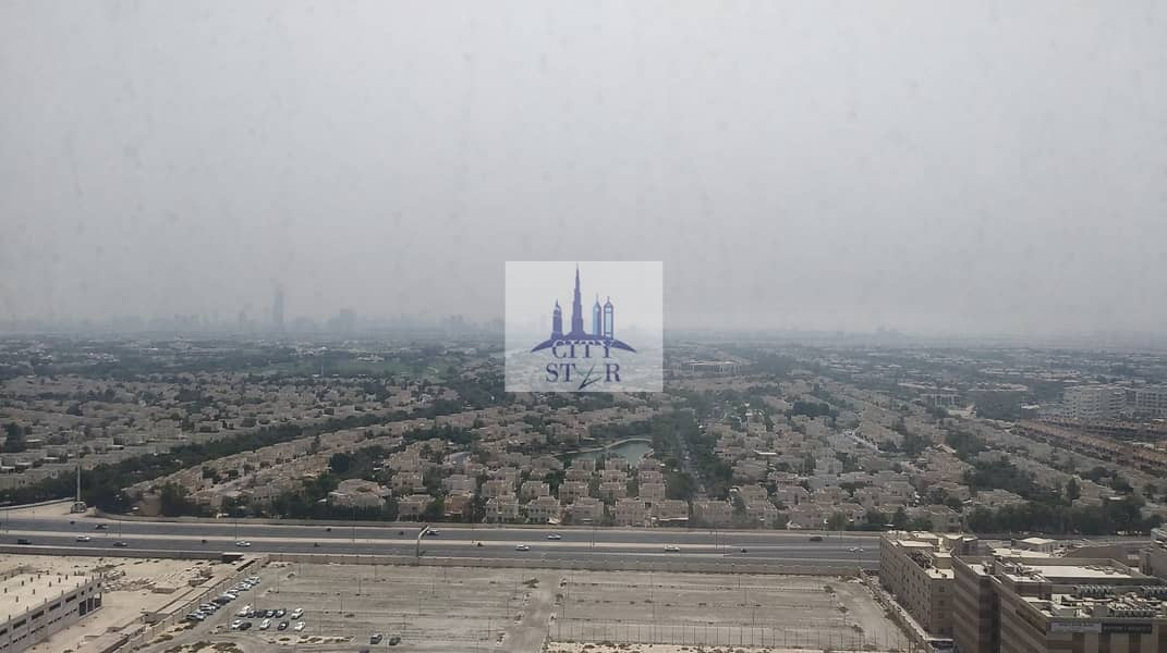 9 1 BR partly furnished for rent in Armada 1 JLT
