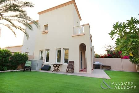 2 Bedroom Villa for Sale in The Springs, Dubai - Corner Unit 4E | Pool & Park | Springs 2