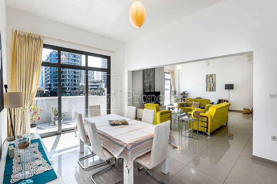 Duplex Prime Villa/FuLL Marina view/huge