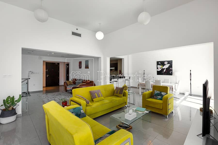 2 Duplex Prime Villa/FuLL Marina view/huge