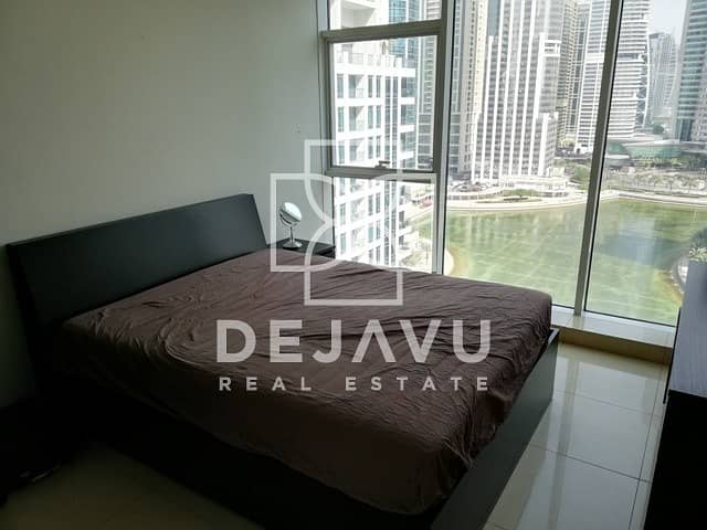Rare Full Lake View | huge 1 bed  | Laguna Tower