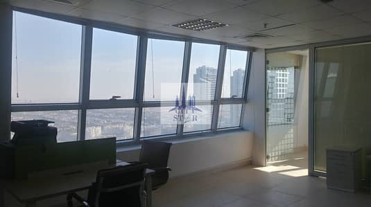 Office with partitions for rent in Armada-2