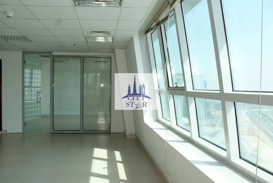 2 Office with partitions for rent in Armada-2