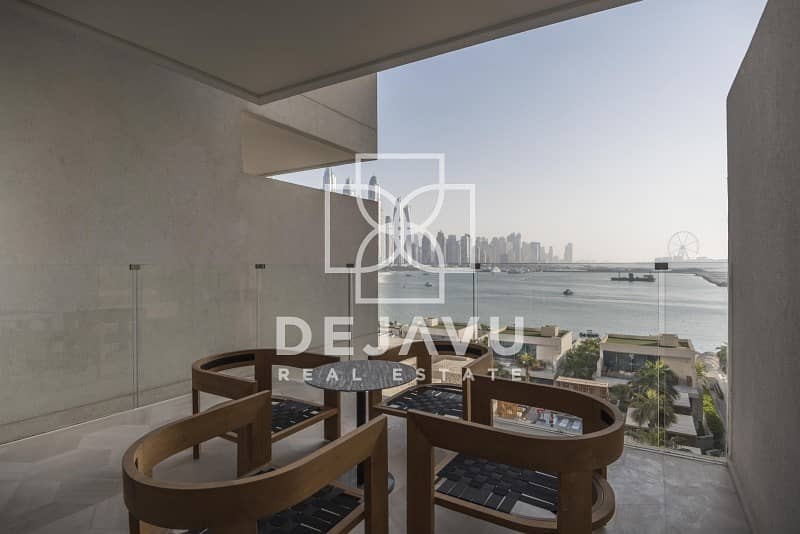 2 Sea View  Furnished    Laundry + Maids   2 BHK