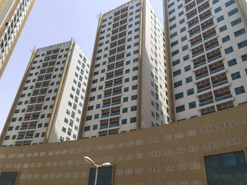 متوفر غرفتين وصالة للبيع في ابراج لؤلؤة عجمان - الراشدية - 1