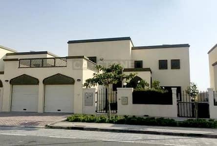 3 Bedroom Villa for Sale in Jumeirah Park, Dubai - 3 Br Regional Small | District 8 | Cheapest Deal