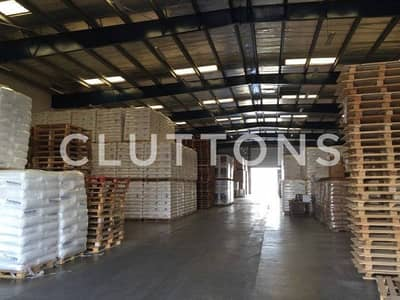 Warehouse FOR SALE located in JAFZA South