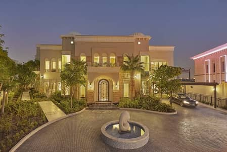 Lake view - 6BR Villa in Emirates Hills