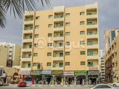 شقة في القاسمية 1 غرف 16000 درهم - 3295385