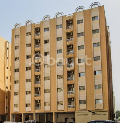 1 Bedroom Apartment for Rent in Al Qasimia, Sharjah - Spacious 1BHK Flat available in Al Qassimi.