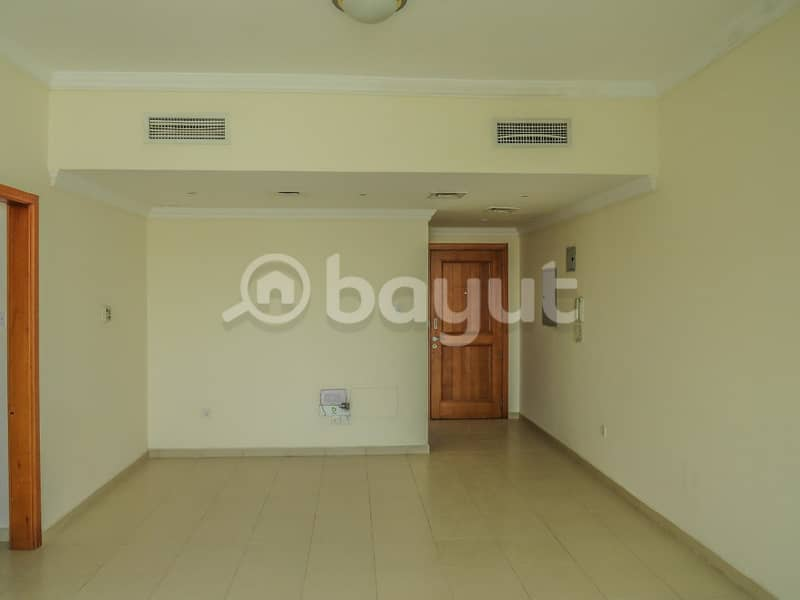 Spacious 1BHK Flat available in Al Qulaya.