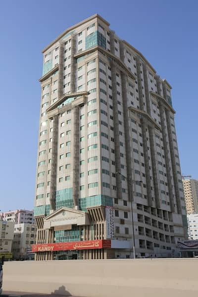 1BHK @ Al Jazeera Tower Near Mega Mall only 22,000 Dhs for 13 month