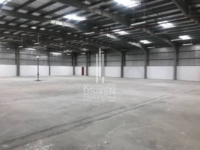 Vacant and Best Warehouse in Jafza South