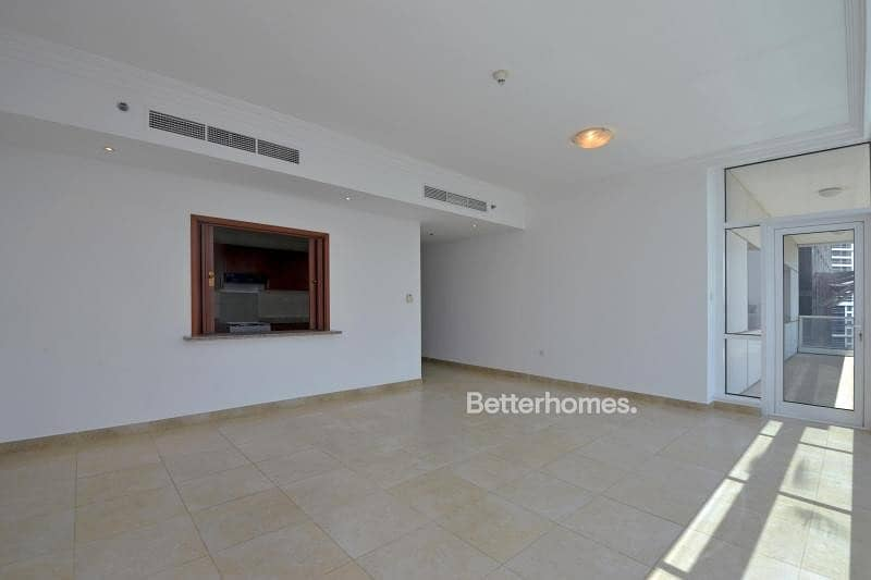 2 High Floor I 2 Bed with Balcony | MAG 218