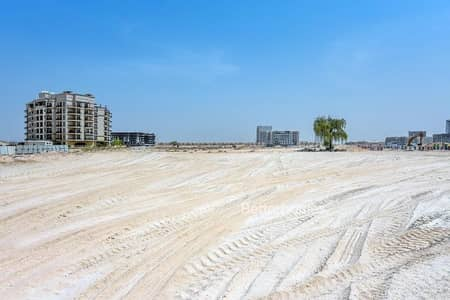 Plot for Sale in Al Barsha, Dubai - Freehold Corner Plot in Arjan