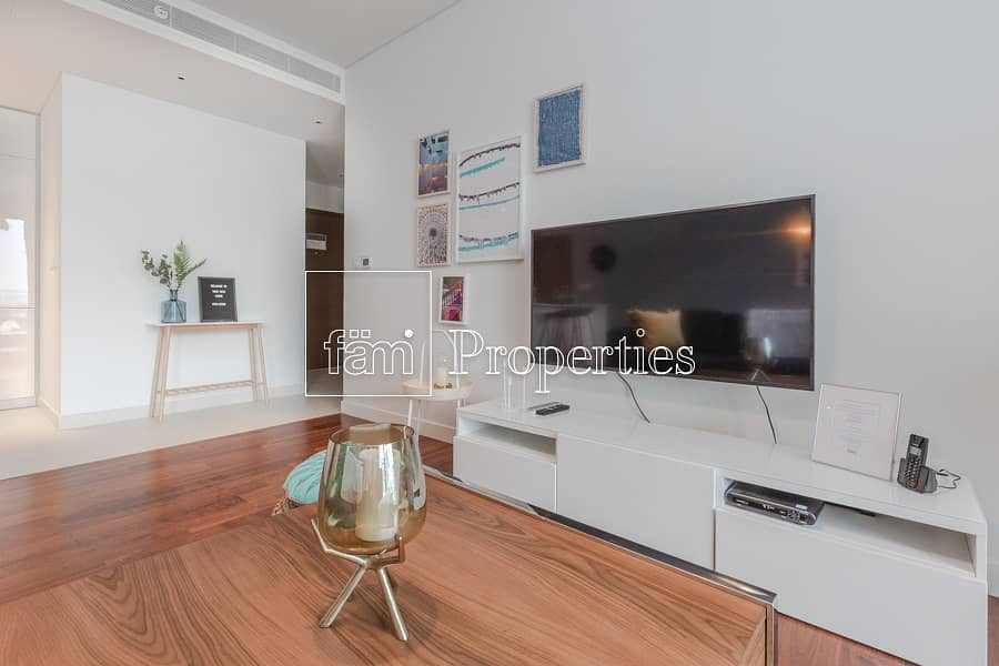 10 Large Two Bed Furnished | Brand New Unit