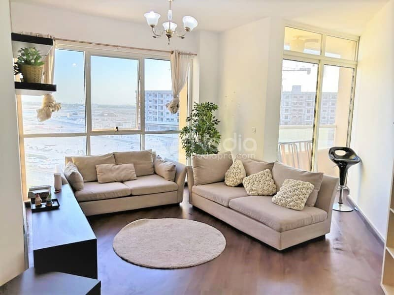 1 Bedroom with Balcony in Lakeside D
